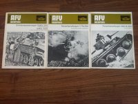 AFV Weapons Profile - WO2 -