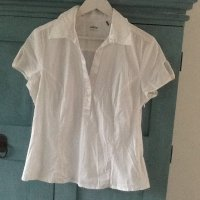 Witte MEXX blouse maat 42