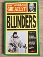 The world\'s greatest blunders - Sue