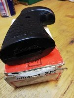 Pachmayr grips ruger security six