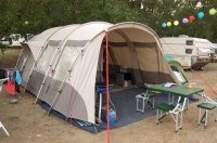 Tent Nomad Air 5.1 Lodge -